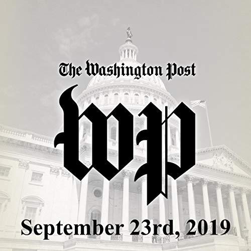 『September 23, 2019』のカバーアート