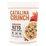 Cereales cetogénicos con jarabe de arce | Sin azúcar, cetogénico, bajo en carbohidratos, sin gluten | Catalina Crunch | 255