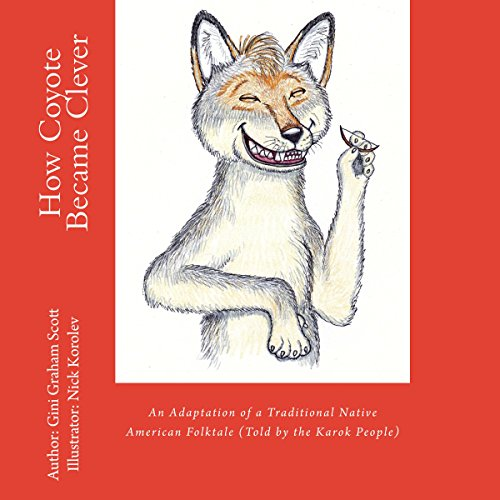 How Coyote Became Clever audiobook cover art