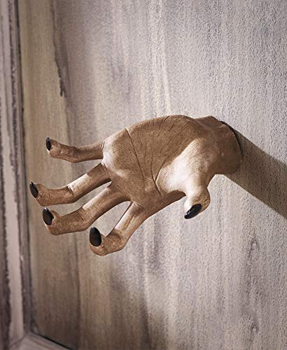 LTD Commodities Creepy Hand Wall Hanger - Grabbing