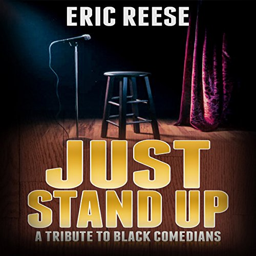 Just Stand Up audiobook cover art