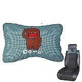 Domo Kun Car Seat Head / Neck Rest Pillow Car Auto Van Japanese Cartoon