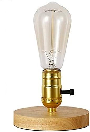 Base Per Lampada Da Tavolo In Legno Base Vintage Per Lampada Da Tavolo E27 Per Comodino Camera Da Letto Soggiorno Sala Da Pranzo Bar Corridoio Regno Unito Amazon It Illuminazione