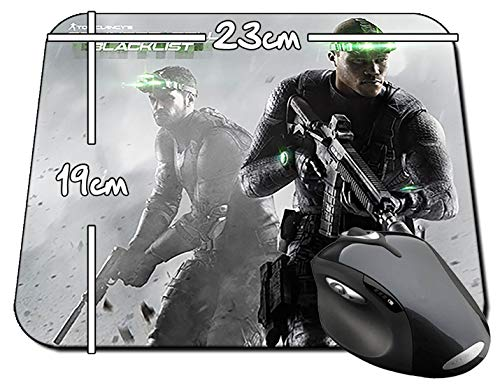 Tom Clancy'S Splinter Cell Blacklist A Mauspad Mousepad PC
