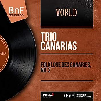 Folklore des Canaries, no. 2 (Mono Version)