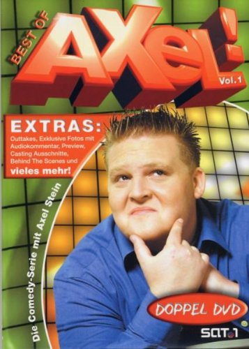 Axel Stein - Axel!: Best Of [2 DVDs]