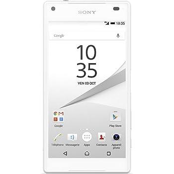 Sony Xperia Z5 Compact 32GB 4G Color blanco: Amazon.es: Electrónica