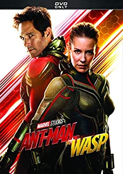 antman and wasp dvd