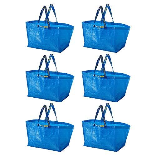 Frakta Einkaufstasche, groß, 6 Stück