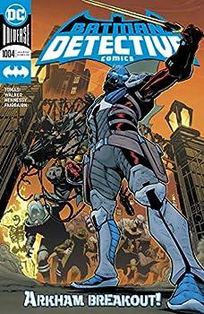 Comic DETECTIVE COMICS #1004 Book