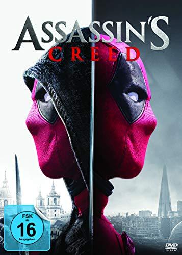 Assassin's Creed - Deadpool Photobomb Edition