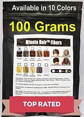 Hair Building Fibers 100