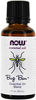 NOW Foods - Now Essential Oils Bug Ban Blend - 1 fl. oz.