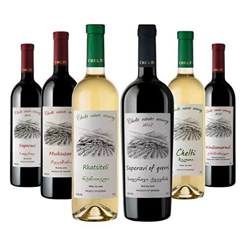 Georgischer Wein Probierpaket