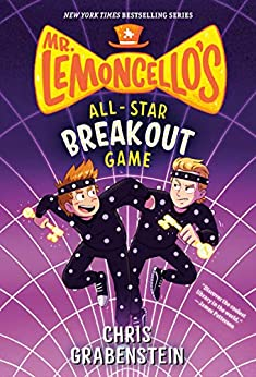 Mr. Lemoncello's All-Star Breakout Game (Mr. Lemoncello's Library Book 4) by [Chris Grabenstein]