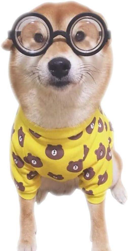 HAOHUI Pet Clothes Dog T-Shirt Max 77% 2021 new OFF New Spring Comfort Casual