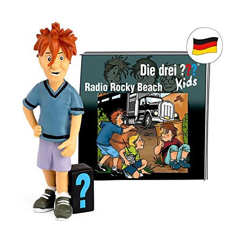 tonies Hörfiguren für Toniebox - Die DREI ??? Kids - Radio Rocky Beach - ca. 66 Min. - Ab 6 Jahre -DEUTSCH
