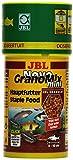 JBL - Pienso Completo para Peces pequeños de Acuario, granulado, novogranomix