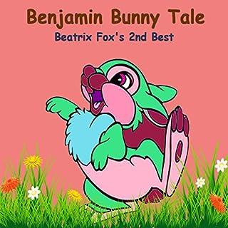 The Tale of Benjamin Bunny audiobook cover art