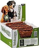 Whimzees Medium Veggie Strips Dog Treats (25 Count)