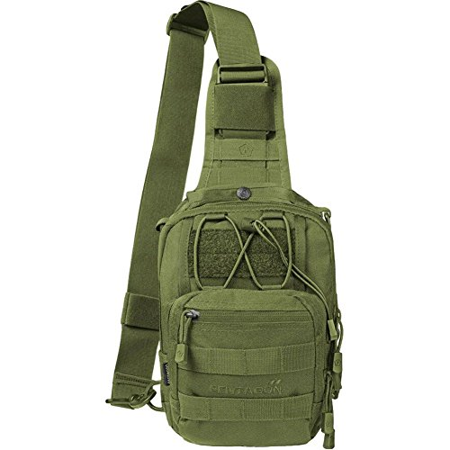 Pentagon UCB Chest Backpack One Size Olive Green
