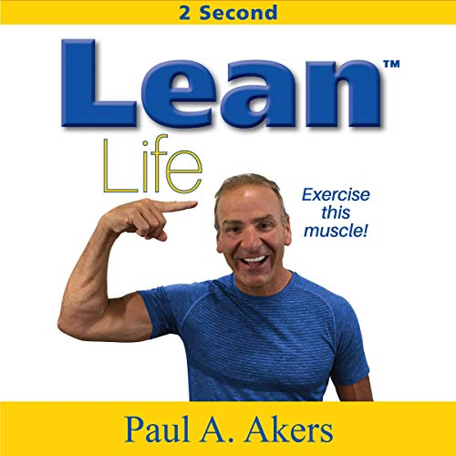 Lean Life Audiobook By Paul A. Akers cover art