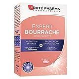 Forté Pharma Expert Bourrache   Complément alimentaire peaux sèches à base d'huile de bourrache   Action relipidante   45 Capsules = 15 Jours