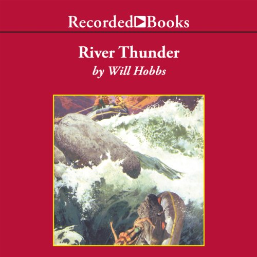 River Thunder audiobook cover art