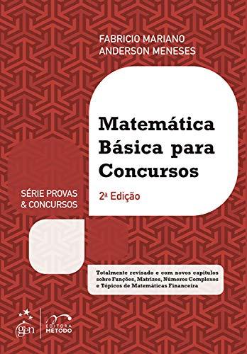Série Provas & Concursos - Matemática Básica para Concursos