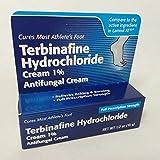 Taro Terbinafine Hydrochloride Cream, 1%, 0.5oz (2 Pack)