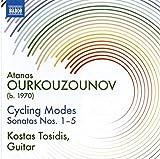 Ourkouzounov, A.: Guitar Sonatas Nos. 1–5 (Cycling Modes)