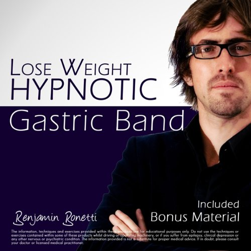 Lose Weight With A Hypnotic Gastric Band cover art