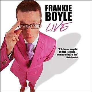 Frankie Boyle Live cover art