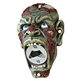 Design Toscano Zombie Brew Biter Bottle Opener