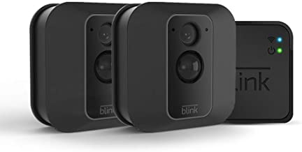 Blink XT2 Outdoor/Indoor Smart Security Camera with cloud storage included, 2-way audio, 2-year battery life � 2 camera kit
