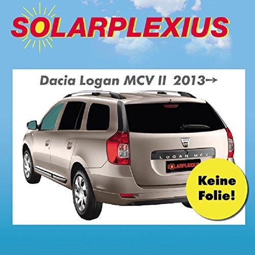 Solarplexius Sonnenschutz Autosonnenschutz Scheibentönung Sonnenschutzfolie Logan MCV-II ab Bj. 13