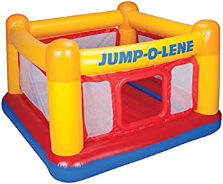 Intex Playhouse Jump-O-Lene Inflatable Bouncer, 68