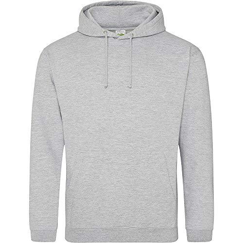 Anvil - Sweatshirt à capuche - Adulte unisexe (XL) (Gris)