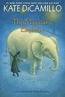 The Magician's Elephant (B002NC7344) | Amazon price tracker / tracking, Amazon price history charts, Amazon price watches, Amazon price drop alerts