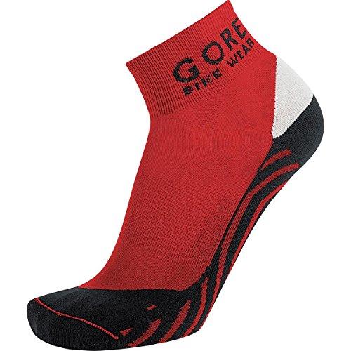 GORE WEAR Socken Contest, Red/Black, 35-37