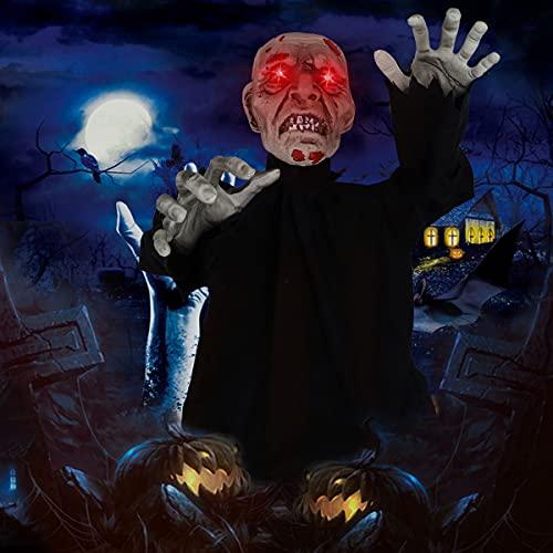Halloween Decorations Zombie Groundbreaker {EXPIRES 09/30} [COUPON:TDIJOEDE] (50%OFF) - 20.99