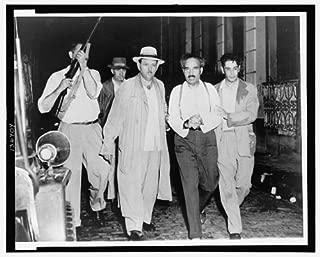 HistoricalFindings Photo: Pedro Albizu Campos,1891-1965,Under Arrest,Leaving Home