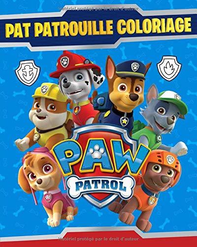Coloriage Pat'Patrouille