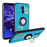 Alapmk Compatible with Huawei Mate 20 Lite Case, Slim Fit