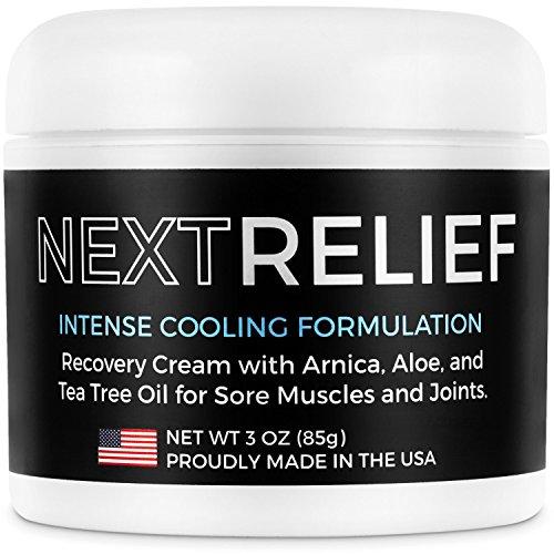 NextRelief Cooling Pain Relief Cream -
