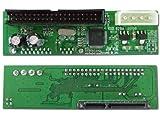Serial ATA SATA to Parallel ATA PATA/IDE Hard Drive HDD CD DVD-ROM Interface Convert Adapter