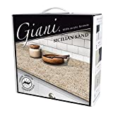 Giani Granite Countertop Paint Kit 2.0- 100% Acrylic (Sicilian Sand)