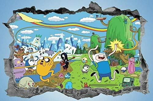 DQPCC Wall Sticker, Sticker, 3D, Children, Decal, Bedroom, Mural, Mural