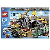 LEGO City 4204 The Mine by LEGO City [Toy] (English Manual)