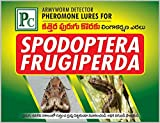 1st pheromone trap in India for Spodoptera frugiperda Works best when installed at sowing stage Helps in monitoring and control by way of mass trapping Economical and highly effective best monitoring tool
